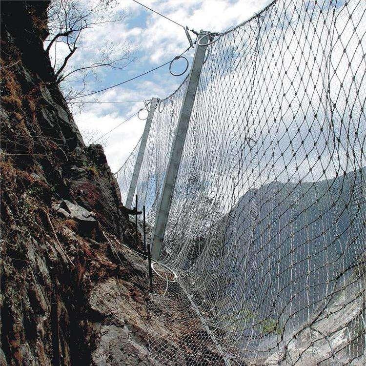 边坡防护施工